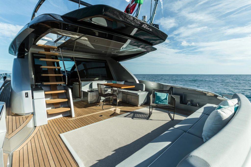 Riva YachtsThe new Riva Perseo 76 feetPh: Guido Cantini /Riva